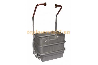 RS081 Теплообменник колонки Beretta Idrabagno 10, 10i, 11, 11i