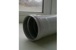 Труба удлинительная M-F L 500 мм D80