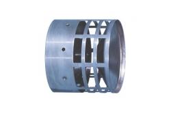 Решётка воздухозабора, CONTI D 80 сталь