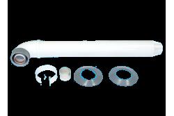 Комплект коаксиальный d 60/100 - 0,75 м
