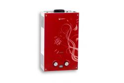 Газовая колонка WERT 10EG RED GLASS