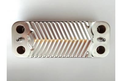 8705406264 Теплообменник гвс  Bosch Юнкерс Евролайн (Bosch) ZW23 KE /AE 12 пластин