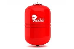 Расширительный бак для отопления  WRV 12 л (сменная мембрана)