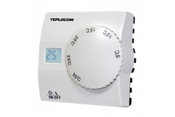 Термостат TEPLOCOM TS-2AA/8A.